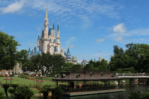 Walt Disney World Virtual Tours