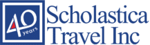 Scholastica Travel 40th Anniversary